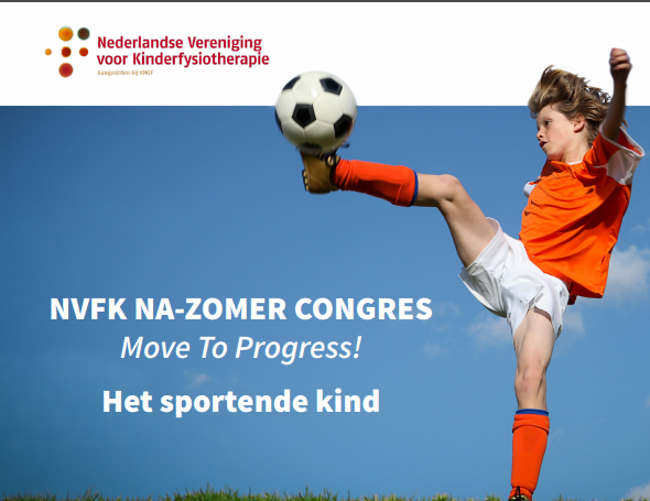 Nazomercongres Kinderfysio | 23 september 2017