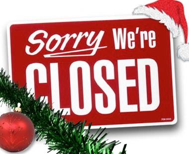 Wij zijn beperkt geopend tijdens de kerstvakantie
