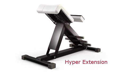 HUR Benches Hyper Extension