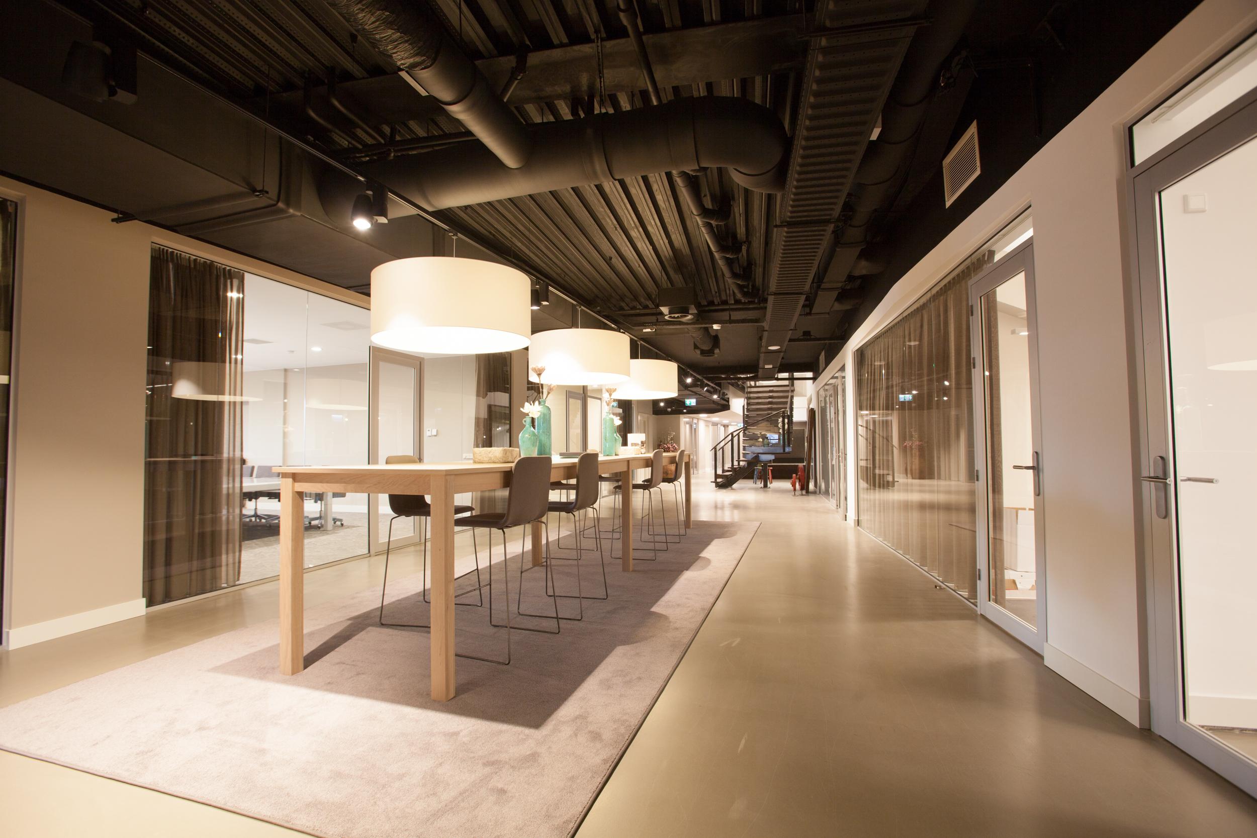 Nieuwe kantoor Amsterdam