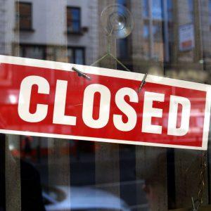 ProCare gesloten tijdens Hemelvaart