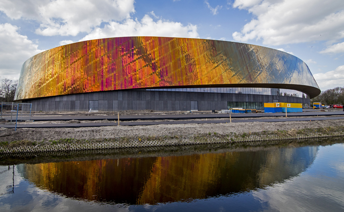 Opening Sportcampus Zuiderpark Den Haag