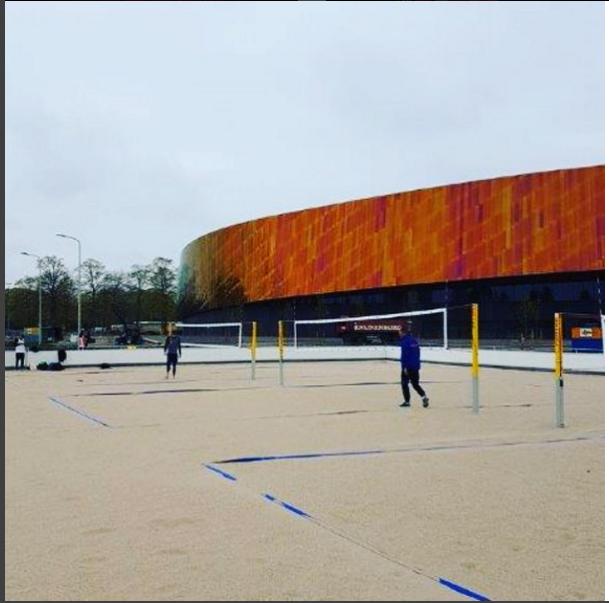 Sportcampus Zuiderpark Den Haag