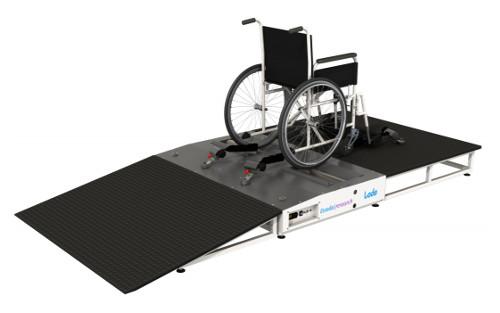 Lode Esseda rolstoelergometer