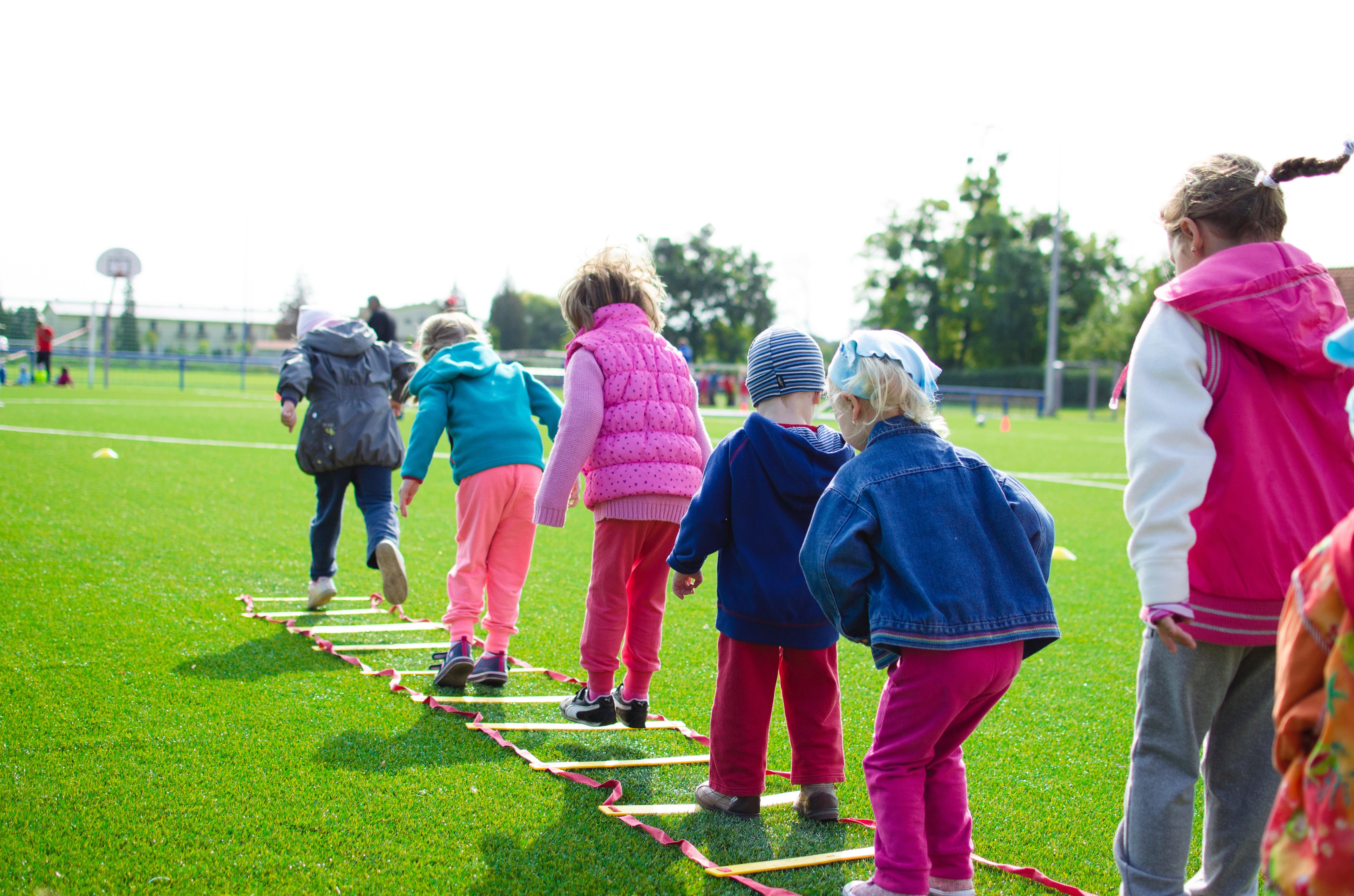 Sportcoaches slaan alarm: Nederlandse kinderen bewegen te weinig!