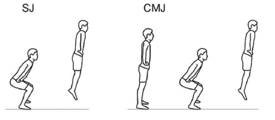 CMJ en SJ