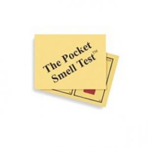 Sensonics Pocket Geurtest met 3 Geuren