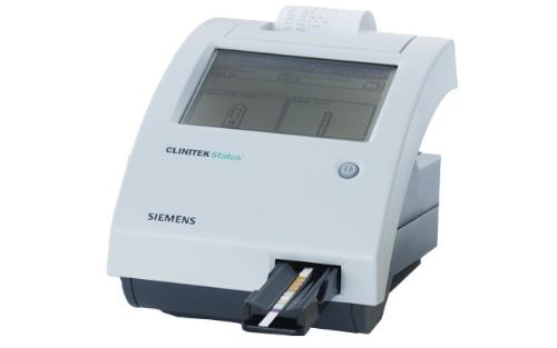 Siemens Status Urine Analyzer