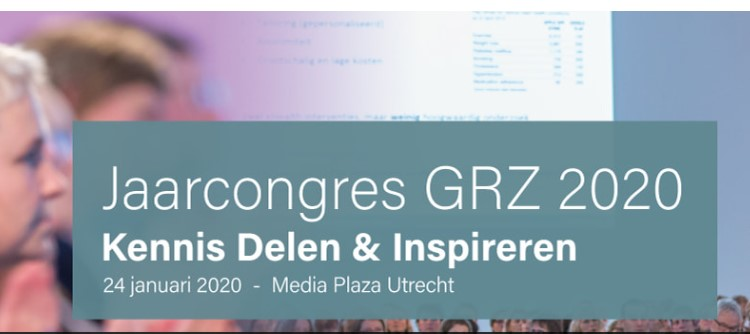 Jaarcongres GRZ 2020 | 24 Januari 2020 | Media Plaza Utrecht